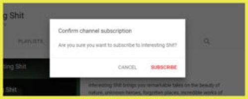 This will make it much easier for people to subscribe