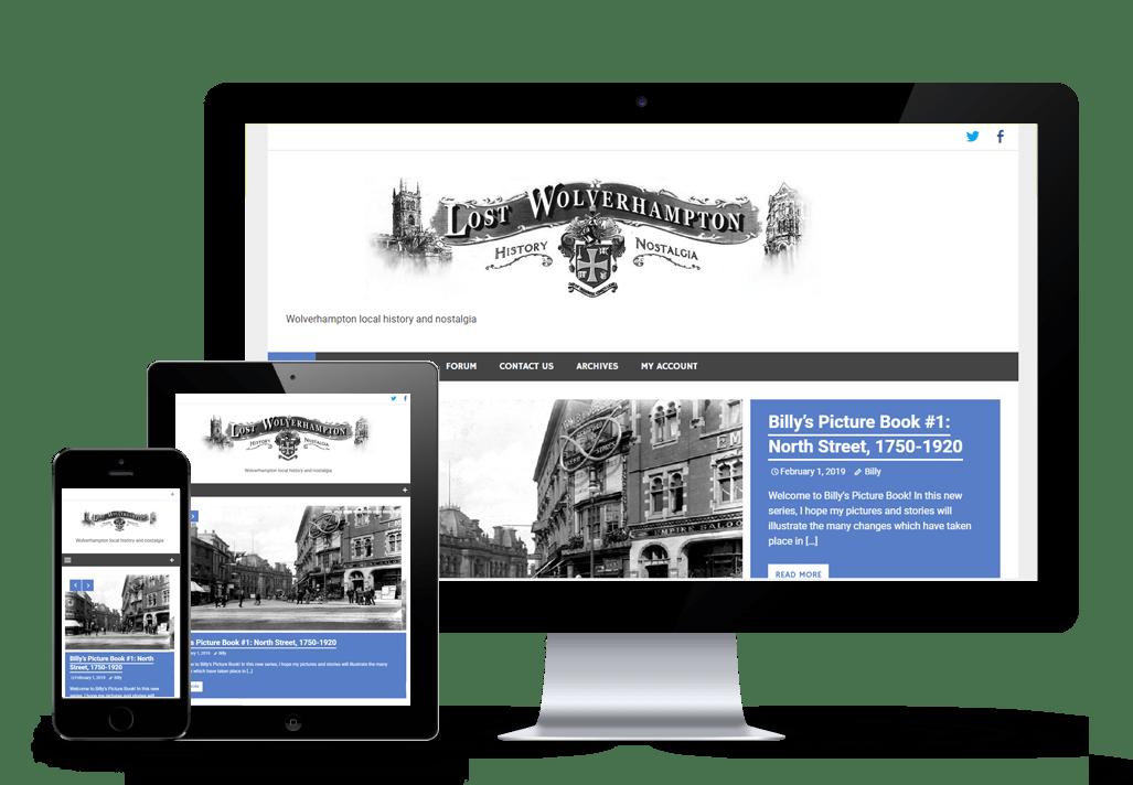 Lost-wolverhampton-case-study-honeypot-websites-web-design-tamworth-uk