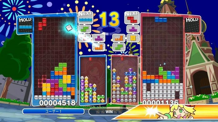 Top 10 Anime Puzzle Games  Best Recommendations  Puyo Puyo Tetris wallpaper 700x393 Top 10 Anime Puzzle Games  Best