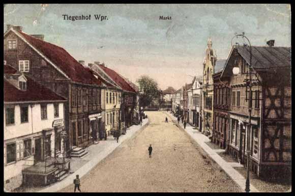 tiegenhof west prussia