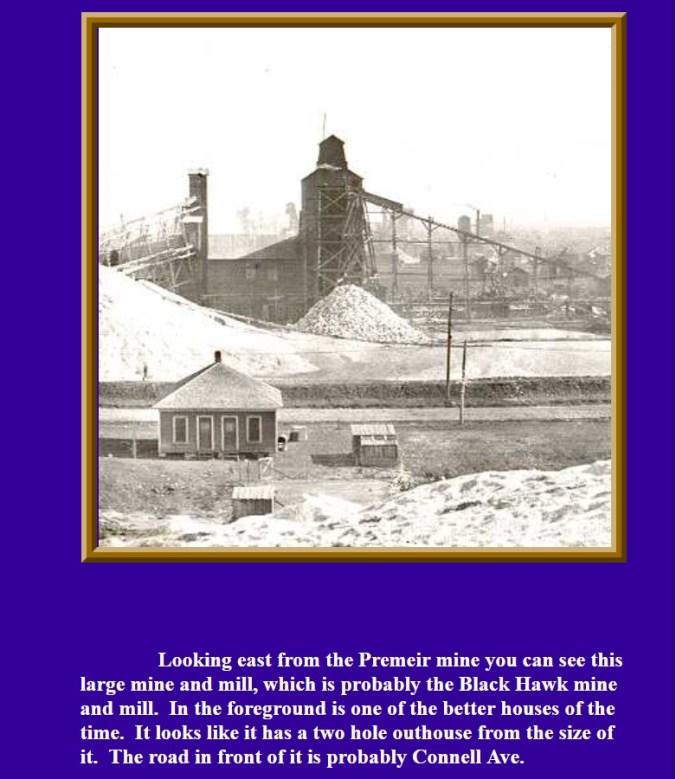 Black Hawk mine and mill picher ok