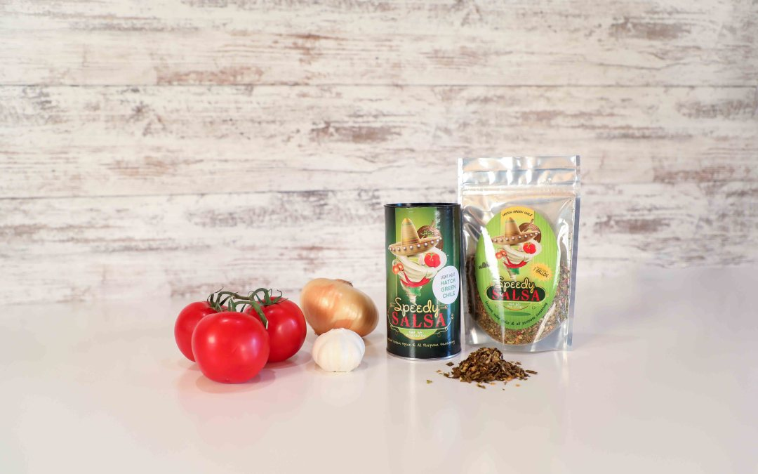 Speedy Salsa – Hatch Green Chili