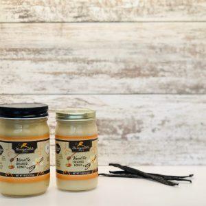 Vanilla Creamed Honey