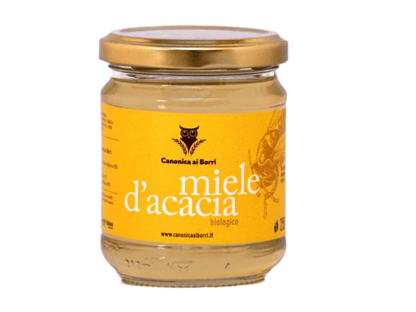 Honey the Brave - Azienda Agricola Canonica ai Borri - Barattolo Miele Acacia