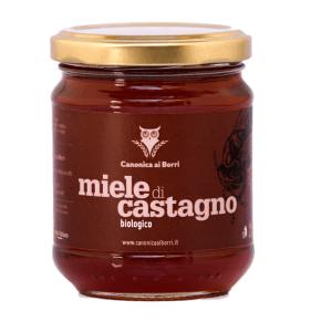 Honey the Brave - Azienda Agricola Canonica ai Borri - Barattolo Miele Castagno