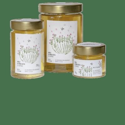 Honey the Brave - Azienda Agricola San Rocco - Barattoli Miele Erba Gatta