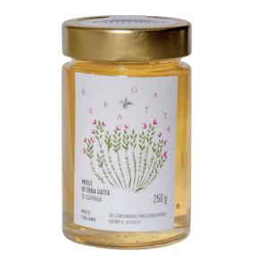 Honey the Brave - Azienda Agricola San Rocco - Barattolo Miele Erba Gatta