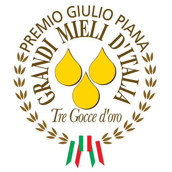 Honey the Brave - Logo Concorso Tre Gocce d'Oro