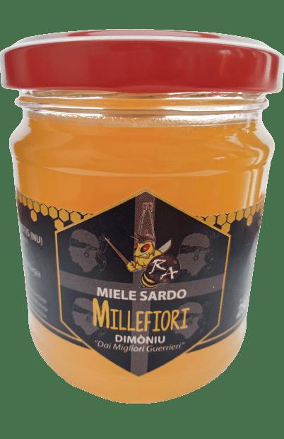 Honey the Brave - Azienda Apistica Roberto Arru - Miele di Millefiori