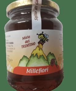 Honey the Brave - Apicoltura Roberto Inama - Miele di Millefiori