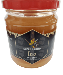 Honey the Brave - Azienda Apistica Roberto Arru - Miele di Erica