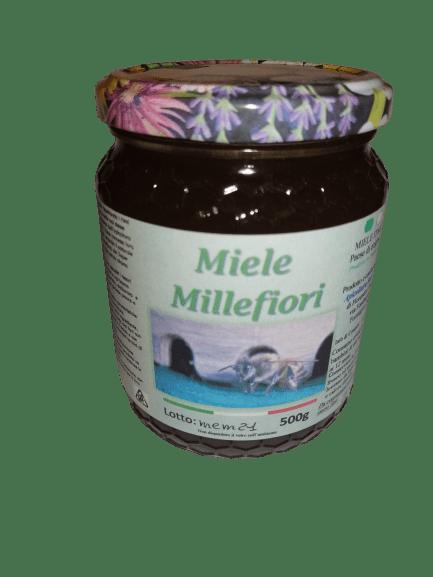 Honey the Brave - Beeflower - Miele di Millefiori Estivo
