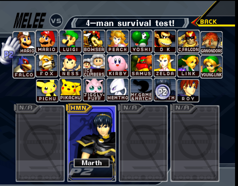 Super Smash Bros Melee Review HoneyVG