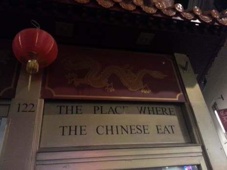 The best Chinatown slogan ever