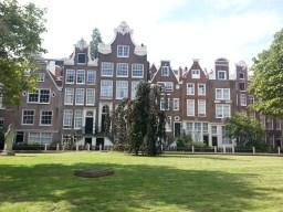 Courtyard for windows