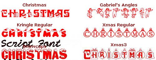 simplethoughts_Christmas_fonts