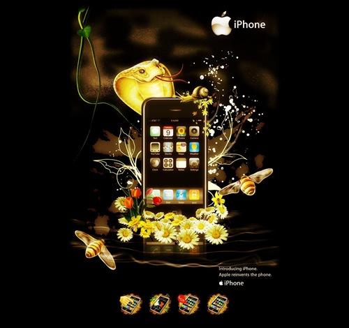 Desktop iPhone Wallpaper 4