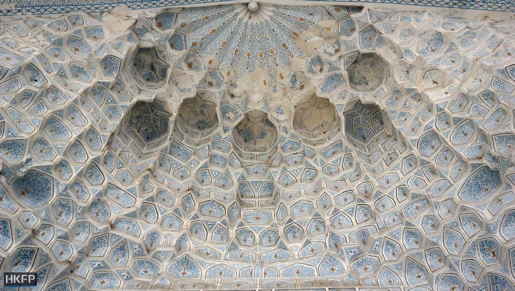 Samarkand's Gur-e-Amir.