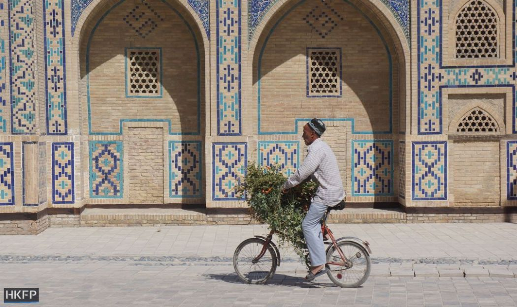 Bukhara - Ulugbek Medressa (7) (Copy)