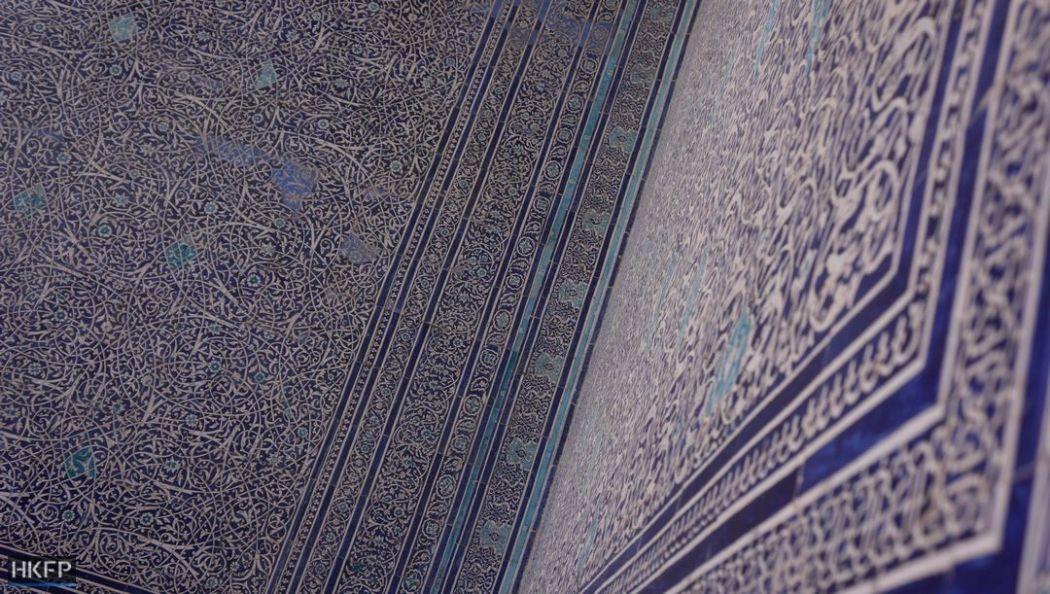 Khiva's Kuhna Ark.