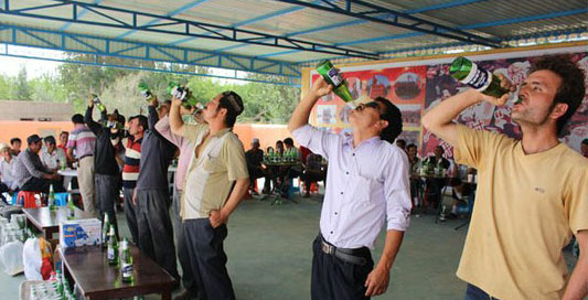 Xinjiang beer competition