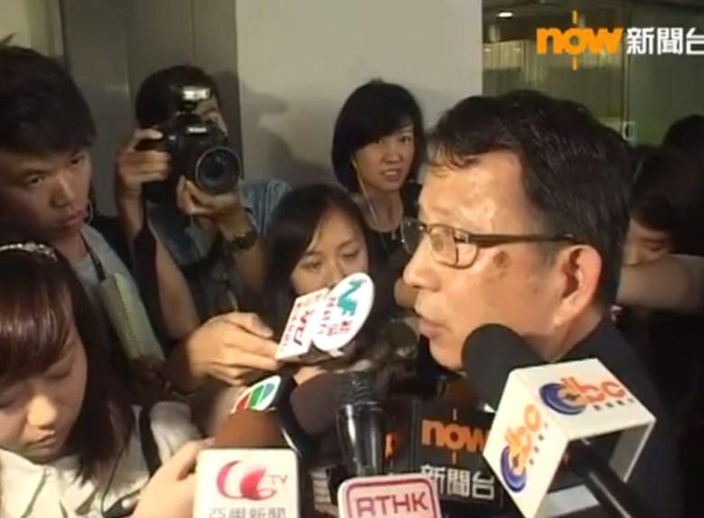 Yu Huen. Photo: Now TV.