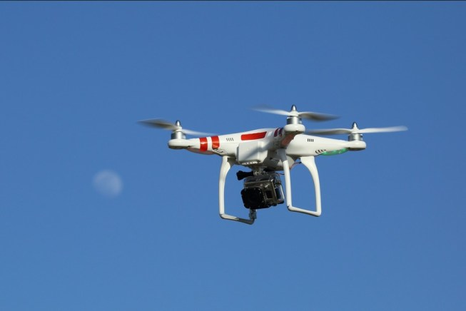 A drone. Photo: Flickr.