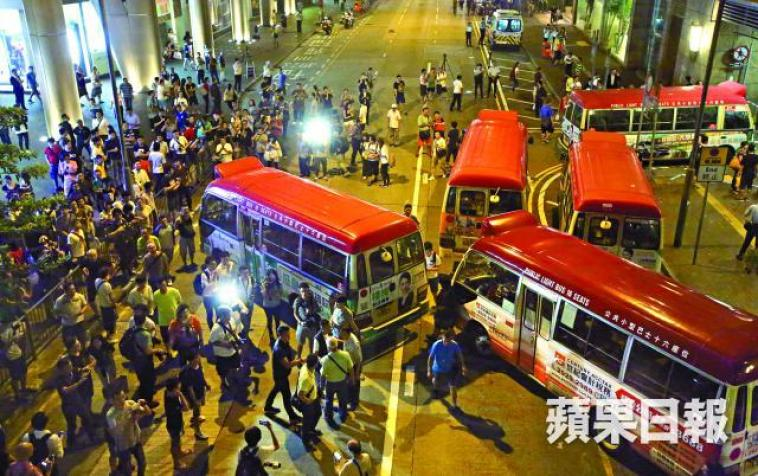 occupy mongkok