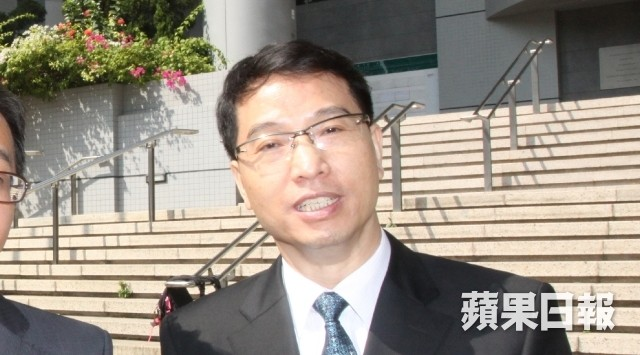 Defendant Poon Chi-man. Photo: Apple Daily