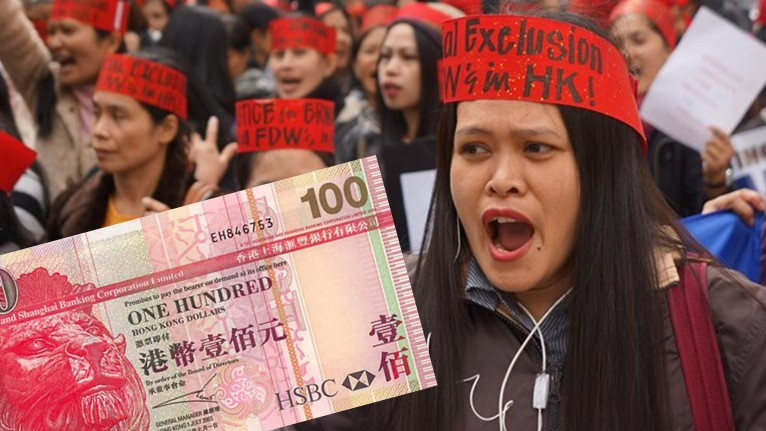 domestic workers $100 increase