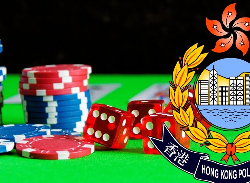 gambling police hong kong