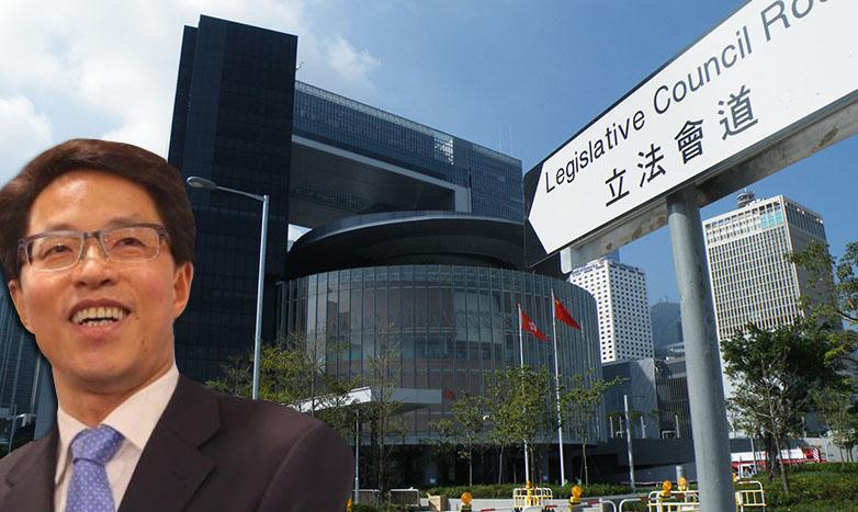 Zhang Xiaoming LegCo