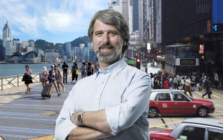 Paul Zimmerman on the TST waterfront, car-free Central and making Hong Kong a better place to live