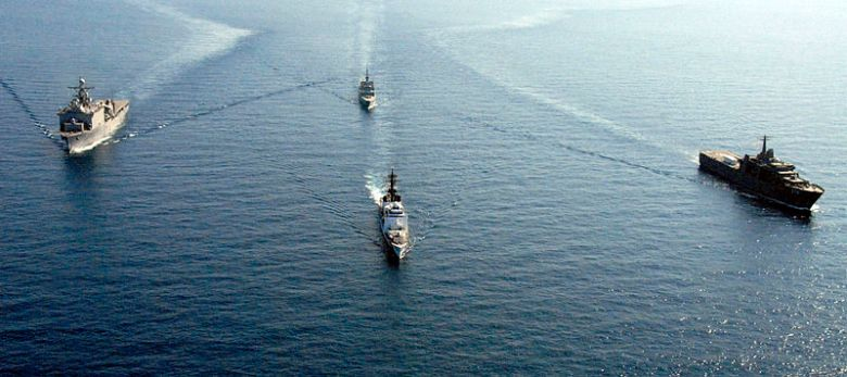 south china sea naval ships