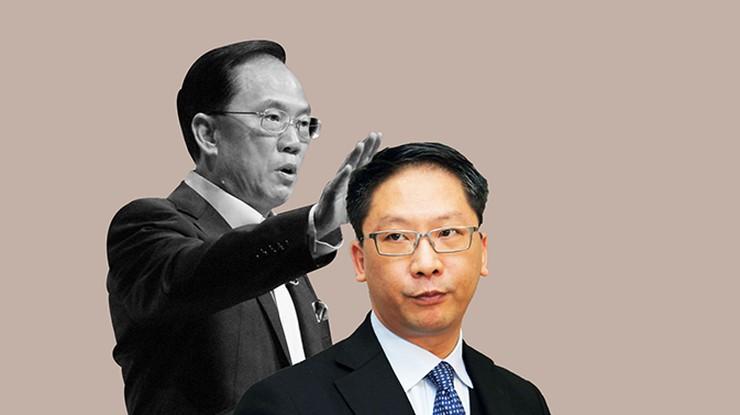 rimsky yuen donald tsang