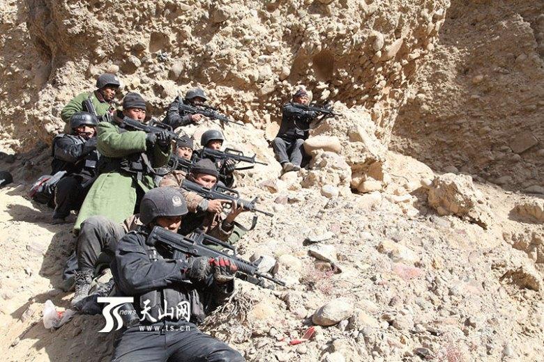 xinjiang terrorist attack