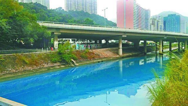 shing mun river