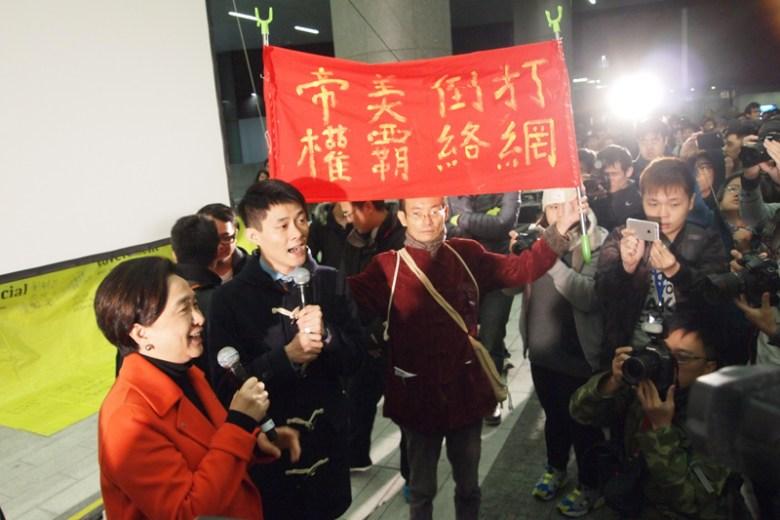 Emily Lau. Photo: HKFP.