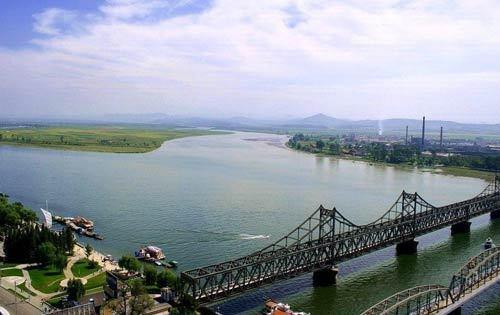north korea-china