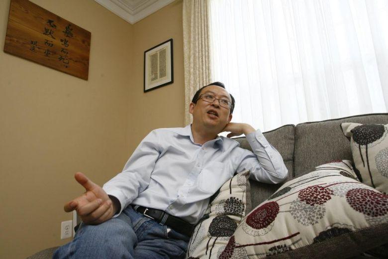 Yu Jie.