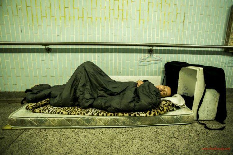 homeless hong kong