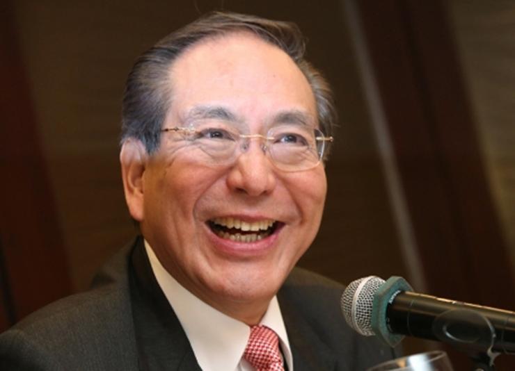 Arthur Li. Photo: Apple Daily.