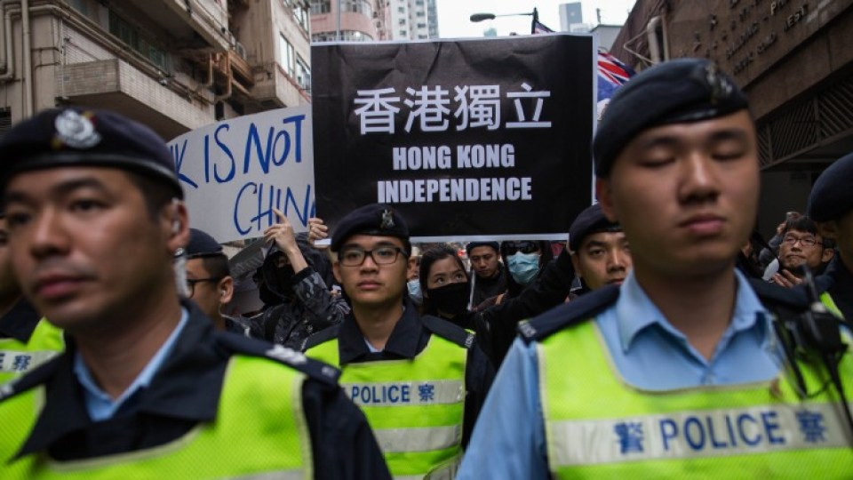 hong kong localist independence
