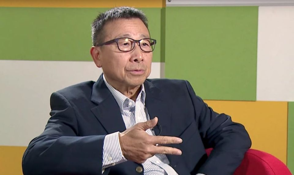 Tony Kwok Man-wai