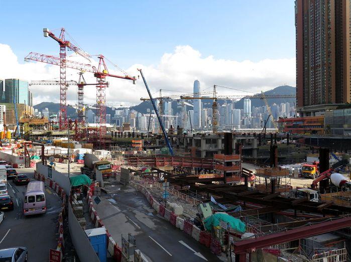 xrl west kowloon
