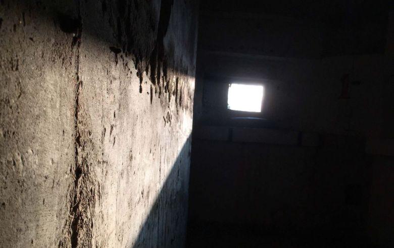 Light into window in matsu