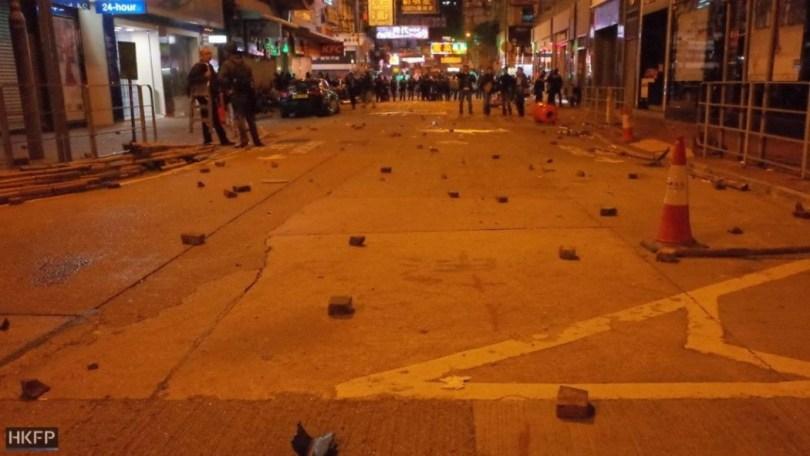 among kok fehd riot protest