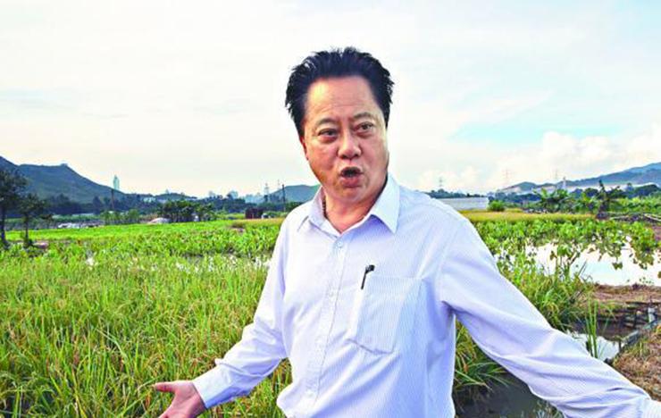 Hau Chi-keung.