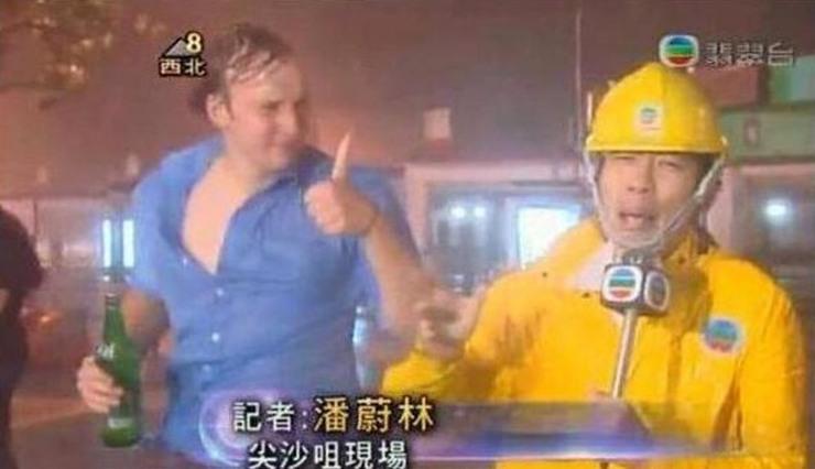 hko typhoon tvb