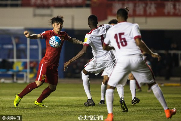china world cup
